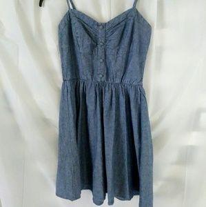 Mimi Chica jean dress
